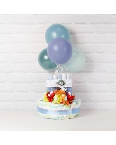 BALLOONS & WISHES BABY BOY GIFT SET