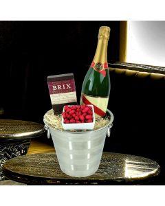 Custom Champagne Gift Baskets