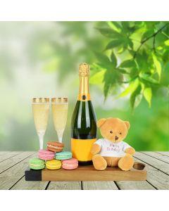 Birthday Bear & Bubbles Set