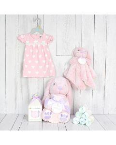 Trixie the Rabbit Gift Set