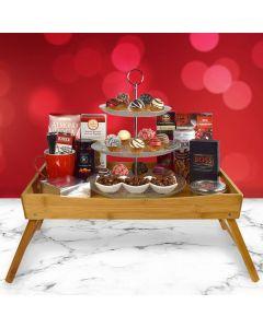 The Chocolate Platter Gourmet Gift Basket