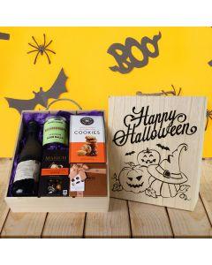 Halloween Wine & Sweets Crate