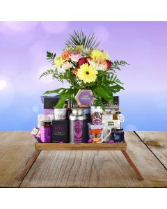 MOM Purple Delights Gift Basket