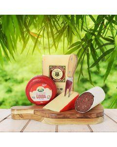 Say Cheese Gourmet Gift Set