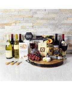 Cassa Con Sei Vini Wine Gift