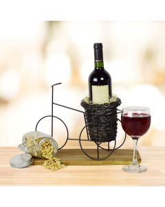 Passover Nut and Wine Cart