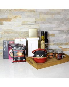 Chips, Dips & Cheese Gift Set