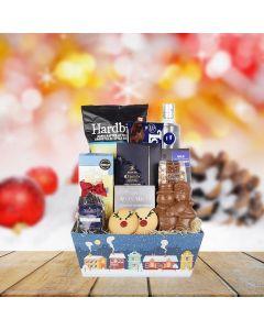 Holiday Spirits & Sweets Gift Set