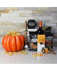 Plump Pumpkin Thanksgiving Gift Set