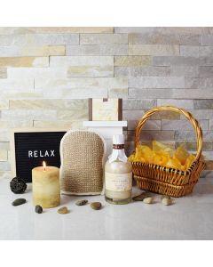 Vanilla Paradise Spa Gift Set