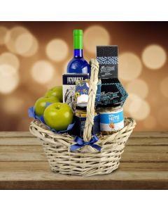 The Market Fresh Hanukkah Gift Basket