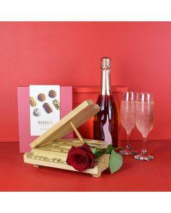 Grand Piano & Champagne Gift Set