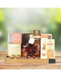 Maple & Chocolates Gourmet Gift Set