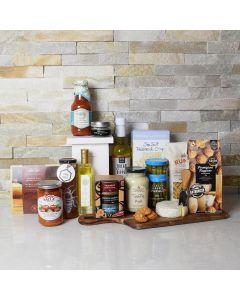 Succulent Italian Feast Gift Basket