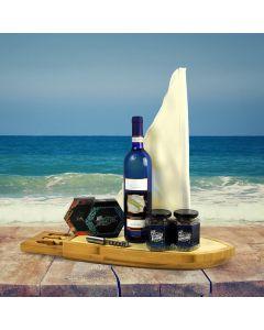 Come Sail Away Kosher Tray