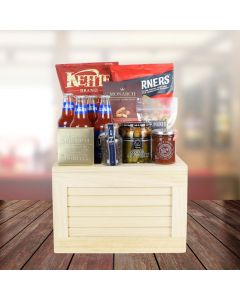 Crunchy & Decadent Gourmet Gift Crate