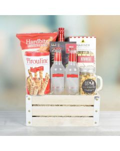 Liquor & Beer Party Gift Crate