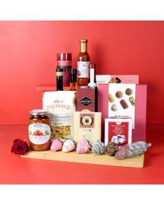 A Night in Rome Gift Basket