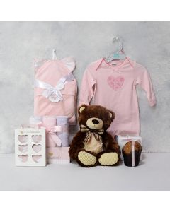 LITTLE GIFTS FOR THE WEE GIRL GIFT SET
