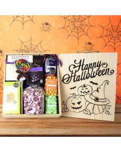 Happy Halloween Sweets Crate