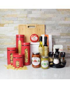 Gourmet Gouda & Pasta Gift Set