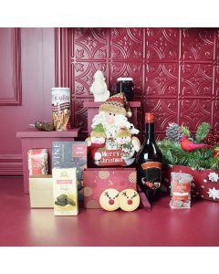 Spirits & Father Christmas Gift Set