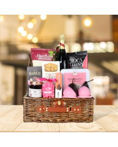 THE DELISH GOODIES BASKET