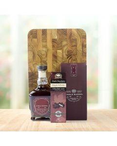 Whisky & Chocolate Gift Set