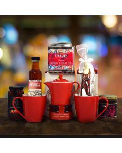 Loving Comfort Tea Gift Basket