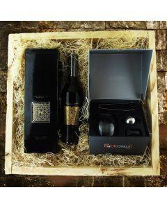 Worldly Whiskey Rock Glass Gift Box
