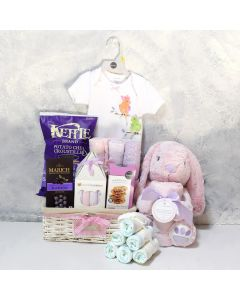 WELCOME TO PARENTHOOD GIFT BASKET