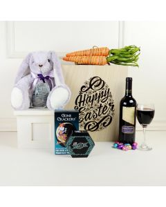 """The """"Happy Easter"""" Wine Gift Set"""