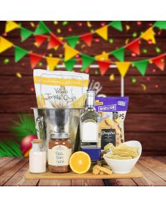 All-In-One Cinco de Mayo Gift Basket