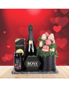 Lux Gift Basket