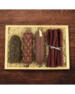The Delicatessen's Delight Gift Crate