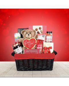 Love & Chocolate Gift Basket