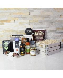 No. 1 Dad Gift Crate
