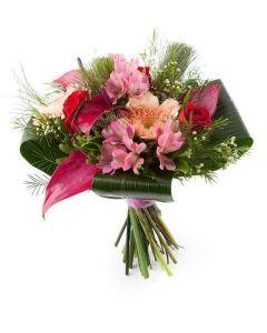 The Overflowing Grace Bouquet