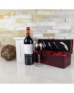 Executive Wine Case Gift Set