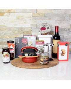 Barbury Brie Baker Gift Set