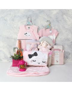 BABY GIRL SWEET DREAMS & CELEBRATION SET