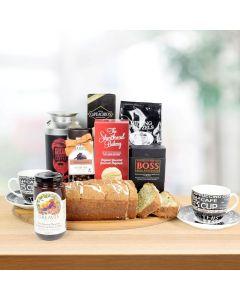 Lemon Poppyseed & Coffee Gift Set