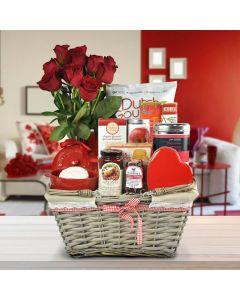 Le Rouge Gift Basket