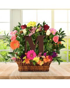 A Bouquet for Mom Gift Basket