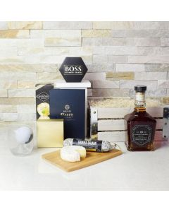 The Savoury Whiskey Crate
