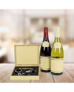 Sophisticated Wine Gift Set