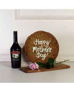 Mother's Day Liquor & Cookie Gift Set
