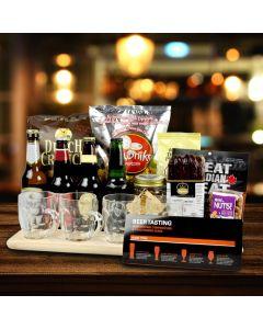 The Ultimate Beer Tasting Gift Basket