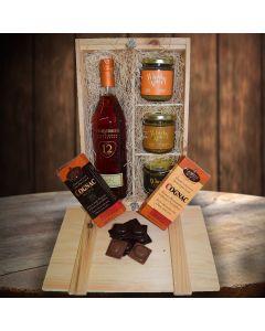 Toulouse Liquor & Spice Crate