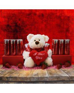 Red Bull - I Love You! Gift Basket
